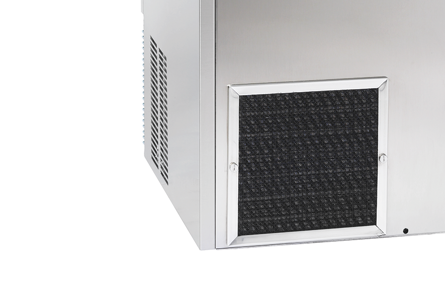 REMOVABLE AND CLEANABLE AIR FILTER (OPTIONAL)